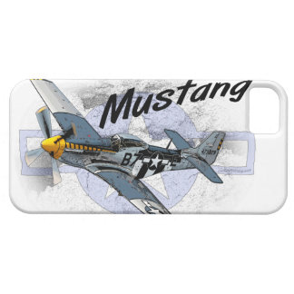P51 Mustang iPhone SE/5/5s Case
