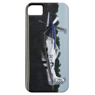 P51 Mustang Low Pass American WW2 Fighter Plane iPhone SE/5/5s Case