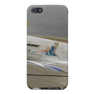 "P51 Mustang ""LuLu"" X iPhone SE/5/5s Case"