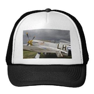 """P51 Mustang """"Missy""""  X Trucker Hat"""