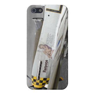 "P51 Mustang ""Ramona"" X Case For iPhone SE/5/5s"