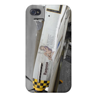 "P51 Mustang ""Ramona"" X iPhone 4 Cover"