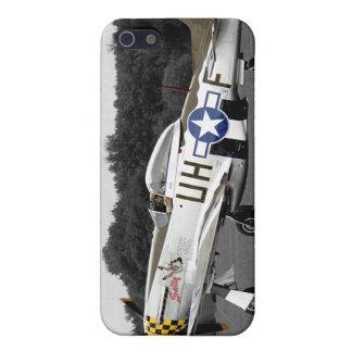 "P51 Mustang ""Sally"" X Retro iPhone SE/5/5s Case"