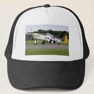 "P51 Mustang ""Sally"" X Trucker Hat"