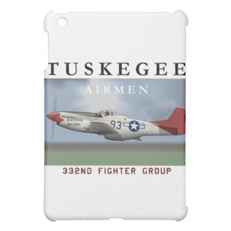 """P51D """"Red Tail"""" Mustang Cover For The iPad Mini"""