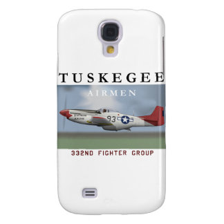 "P51D ""Red Tail"" Mustang Samsung Galaxy S4 Case"