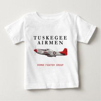 P51DredtailTuskegeeTitle_TeeSpring_Large.png Baby T-Shirt