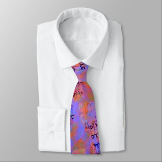 P52 Psychedelic Tie