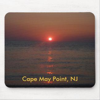 P5300928, punto de Cape May, NJ Alfombrilla De Raton