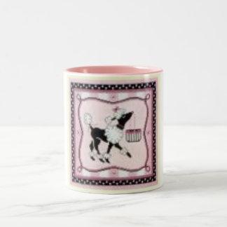 p6 Two-Tone coffee mug