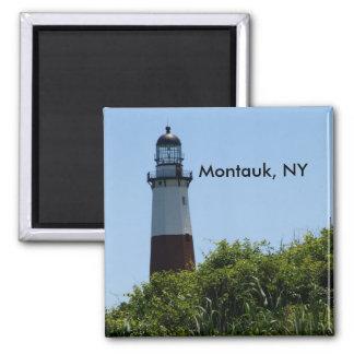 P7147950, Montauk, NY 2 Inch Square Magnet