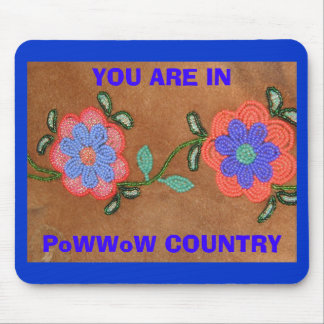 P9030008, PoWWo COUNTRY, YOU ARE .... - Customized Mouse Pad