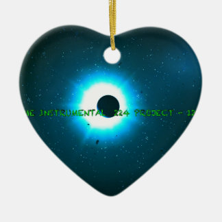 P9 The VCVH Records AB .Indie Music LLC.jpg Ceramic Ornament