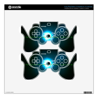 P9 The VCVH Records AB .Indie Music LLC.jpg PS3 Controller Decal