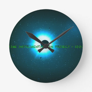 P9 The VCVH Records AB .Indie Music LLC.jpg Round Clock