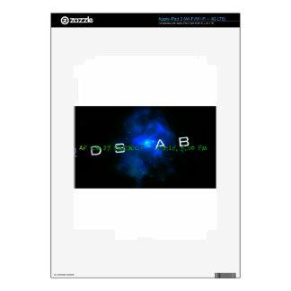 P 10 207Z El VCVH registra el AB. Música LLC.jpg Pegatinas Skins Para iPad 3