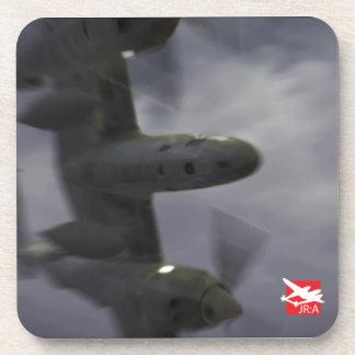 P-38 Coasters 'John Ross: American'