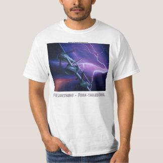 P-38 Lightning Fork-Tailed Devil T-shirt