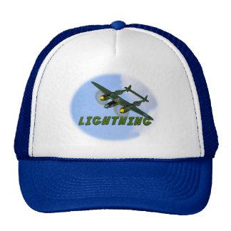 P-38 Lightning Hat