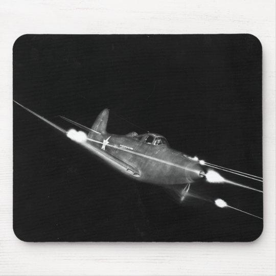 P-39 Airacobra Mouse Pad