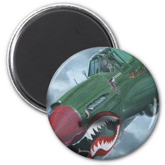 P-40 Kittyhawk Magnet