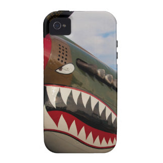 P-40 Warhawk Vibe iPhone 4 Cover
