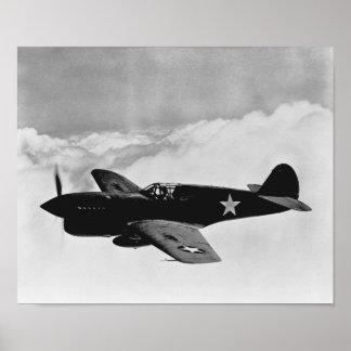 P-40 Warhawk Poster