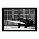 P-40C Tomahawk Poster
