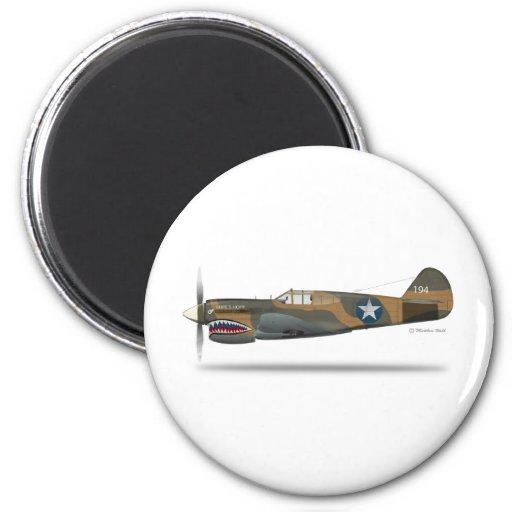 P-40E MAGNET