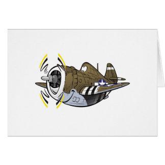 p-47 razorback card
