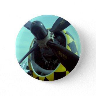 P-47 Thunderbolt Button button
