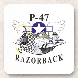 P-47 thunderbolt coaster