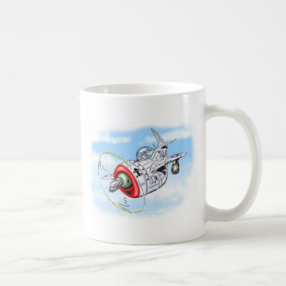 p-47 - THUNDERBOLT Coffee Mug