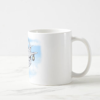 p-47 - THUNDERBOLT Coffee Mug
