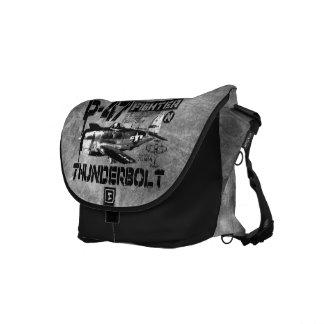 P-47 Thunderbolt Courier Bag