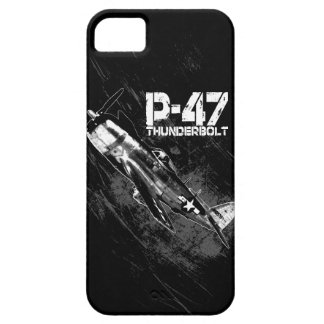 P-47 Thunderbolt iPhone SE/5/5s Case