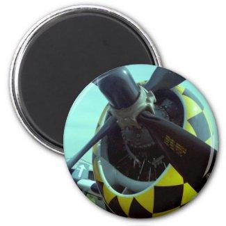 P-47 Thunderbolt Magnet magnet