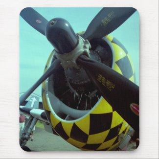 P-47 Thunderbolt Mousepad mousepad