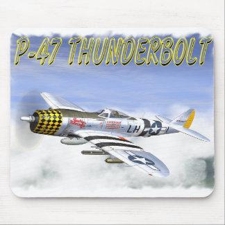 P-47 THUNDERBOLT MOUSEPAD