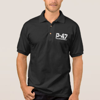 P-47 Thunderbolt Polo Shirt