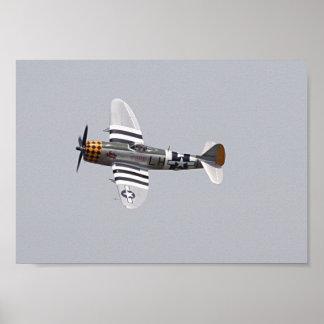 P-47 Thunderbolt Print
