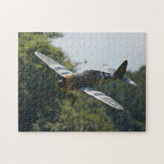 P-47 Thunderbolt Puzzle