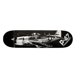 P-47 Thunderbolt Skateboard