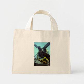 P-47 thunderbolt Tote Bag bag