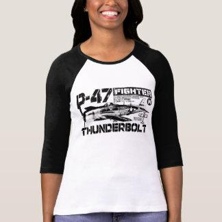 P-47 Thunderbolt Tshirts