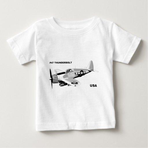P-47 THUNDERBOLT TSHIRT