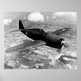 P-47D Thunderbolt Posters