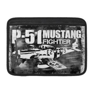 """P-51 Mustang 11"""" Macbook Air Sleeve"""