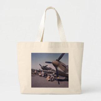 P-51 Mustang, 1942 Jumbo Tote Bag
