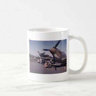 P-51 Mustang, 1942 Classic White Coffee Mug
